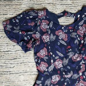 BB Dakota Flutter Dress
